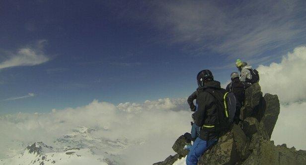 Val Thorens - À la cime Caron ! - ©archipolo