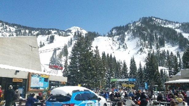 Snowbird - Great spring skiing at Snowbird! - ©anonymous