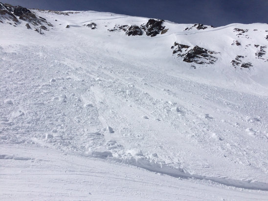 Snowbird - Thank you Snowbird for making your resort safe.   - ©jeff lackey's iPhone