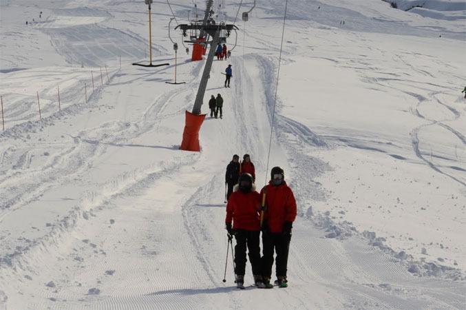 Voss Fjellandsby - Myrkdalen