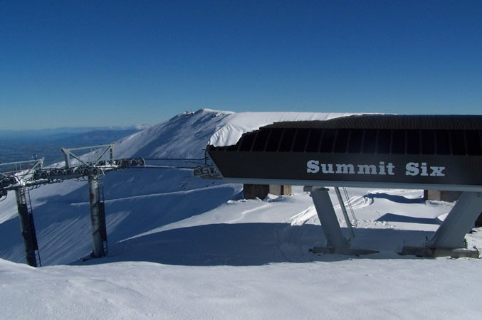 Mt Hutt, NZ