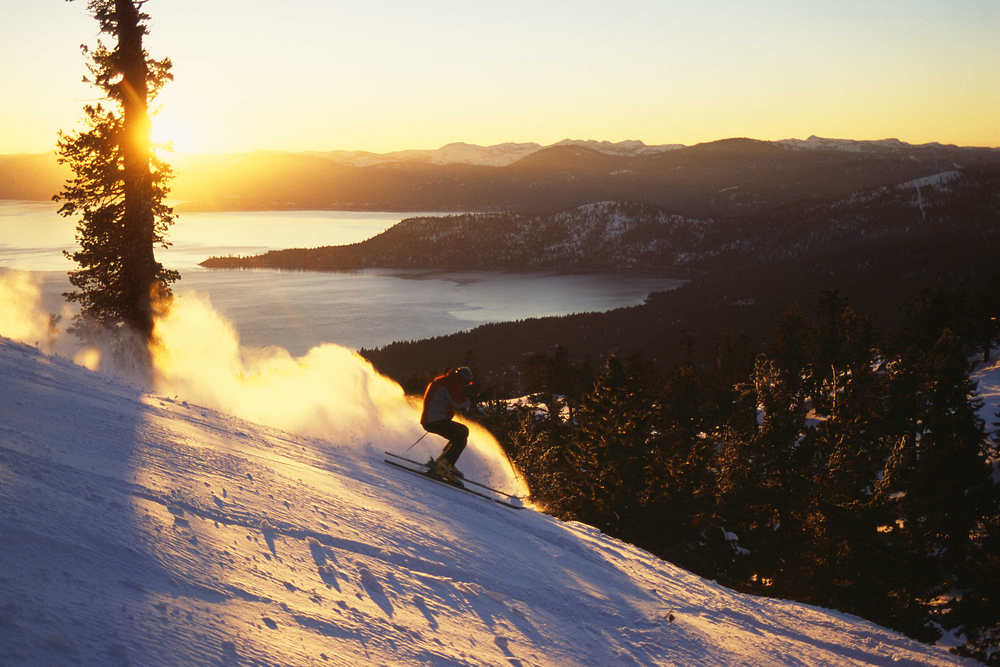 Diamond Peak offers several ways for skiers and snowboarders to enjoy fresh tracks for cheap. Photo: Bill Stevenson.