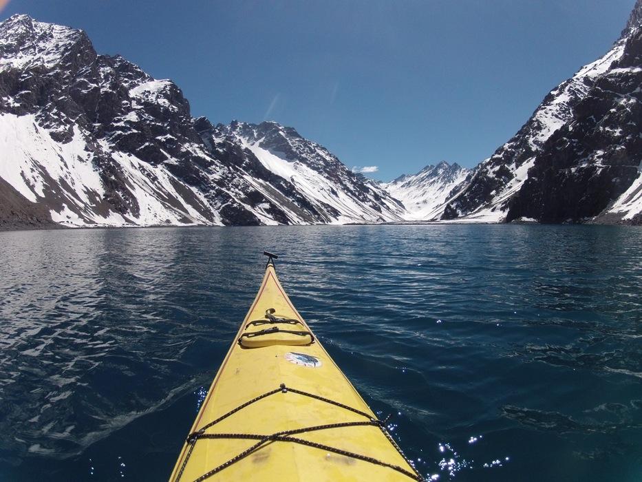Exploring Inca Lake - ©Travis Ganong