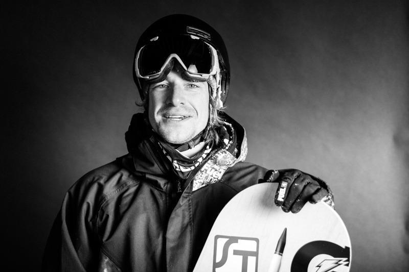 Will Mayo ~ Pro Snowboarder / Arapahoe Basin Opening Day 2012 - ©Liam Doran