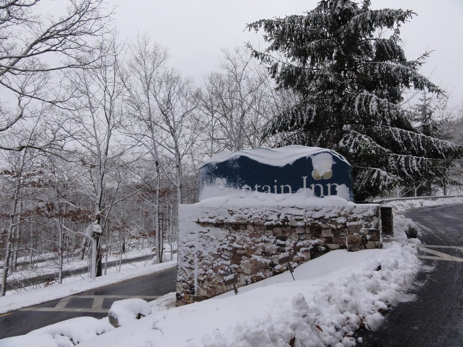 Snowy at Wintergreen Resort in Virginia. Photo Courtesy of Wintergreen Resort/Facebook