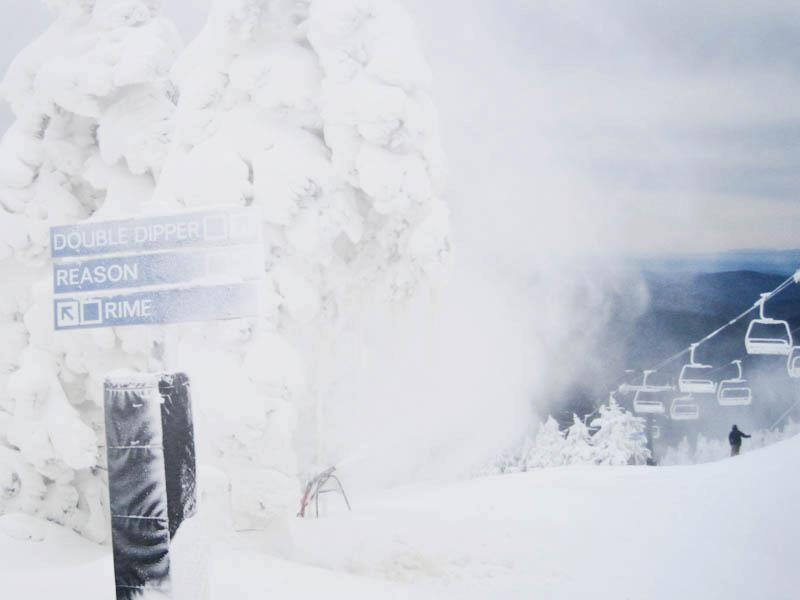 Natural snow is in the forecast for Killington, which has been making snow for the past few weeks now. - ©Killington Resort / Facebook