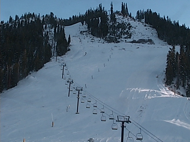 Squaw Valley will open for skiing and riding on Nov. 16.