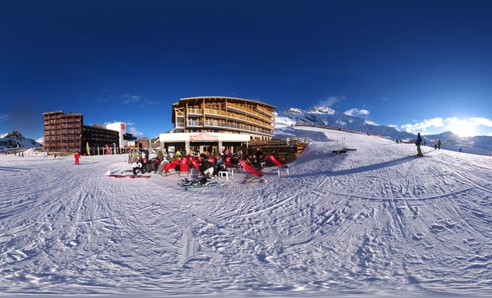 Chalet des Neiges, Arc 2000