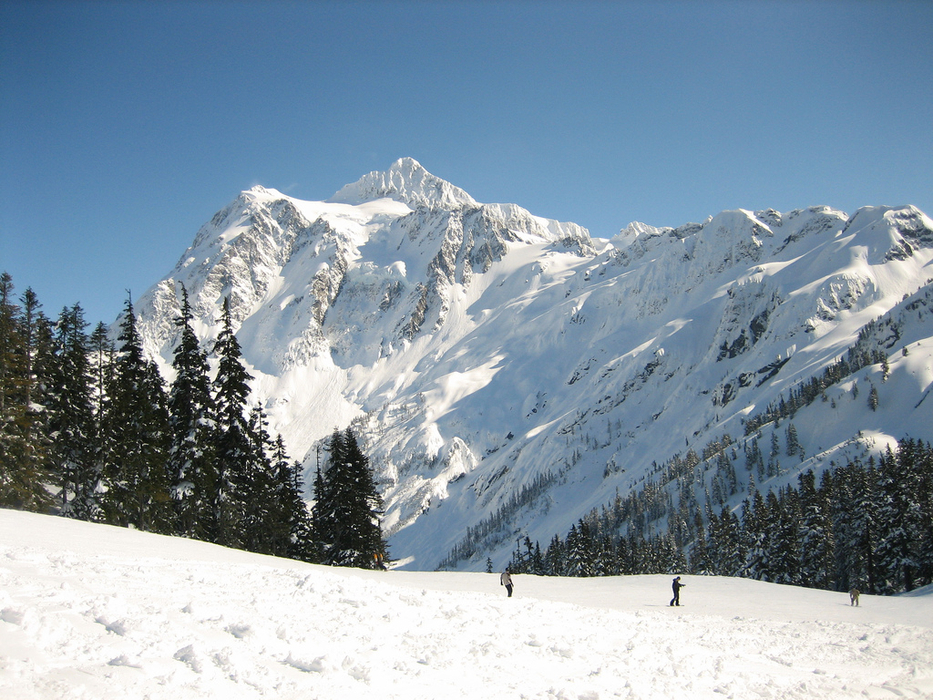 Mt. Baker, Washington: