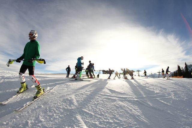 Planai winter opening 2012 - ©Planai