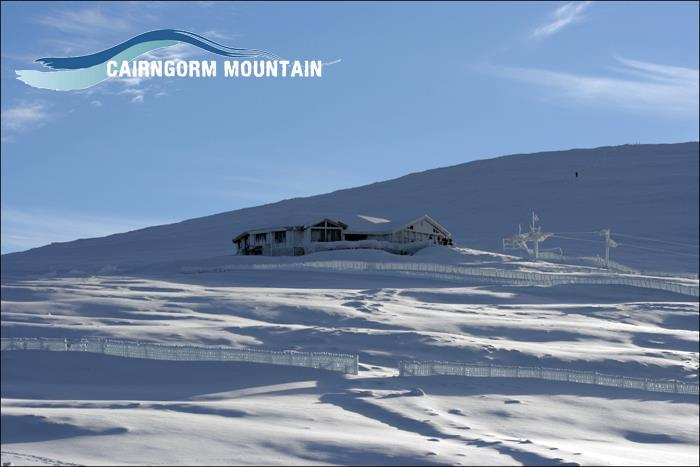 Cairngorm Mountain. Nov. 29, 2012