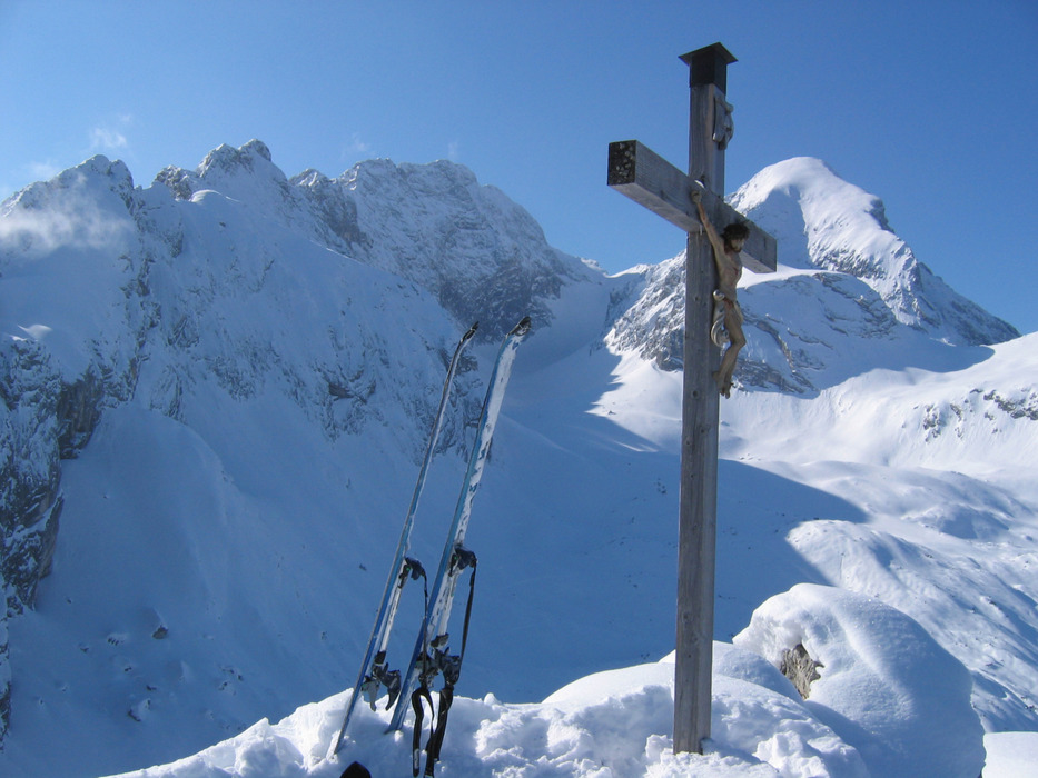 Ski-Mountaineering at Garmisch Classic/Zugspitze