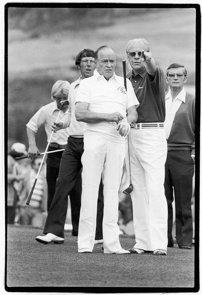 "Skier- And Golfer-In-Chief / President Gerald R. Ford: Ford and his family fell hard for Vail on their first visit in 1968, and the then Michigan Congressman took out a second mortgage to buy a vacation condo at the Lodge at Vail. As fate would have it, the networks were queued up a half dozen years later covering President Ford's visits to the ""Western White House,"" and beaming images of Vail around the world. The Vail Valley would eventually become The First Couple's home for half of the year and a focal point for many of their post-White House endeavors, including the World Forum. The Jerry Ford Golf Invitational brought invaluable attention to Vail's summer season, and Ford's longtime role with the Vail Valley Foundation helped bring the World Alpine Championships to the valley. The First Couple gambled in 1982 on a new resort rising out of a lettuce field west of Vail, and their home ownership at Beaver Creek boosted the resort's ascent. Their contributions helped build the Ford Amphitheatre, the Betty Ford Alpine Gardens, the Vilar Performing Arts Center, the Beaver Creek Chapel and the Vail Public Library."