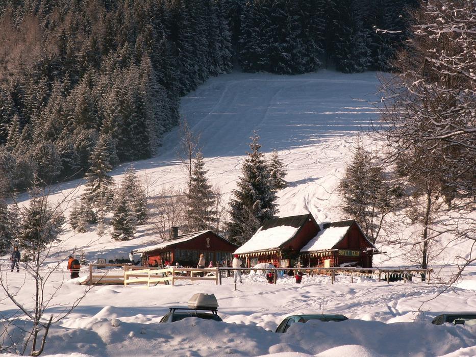 Ski Taja/Tatranska Javorina - ©Ski Taja/Tatranská Javorina