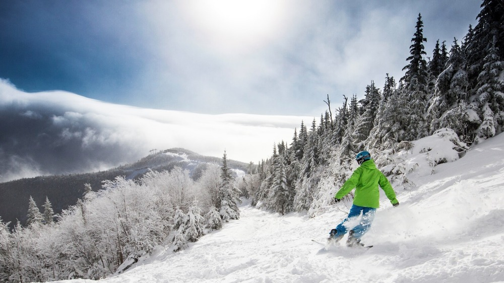 Whiteface was among the Northeast resorts that made out the best from recent snowfalls, with well over two feet of new snow in the past week. - ©OpenSnow.com