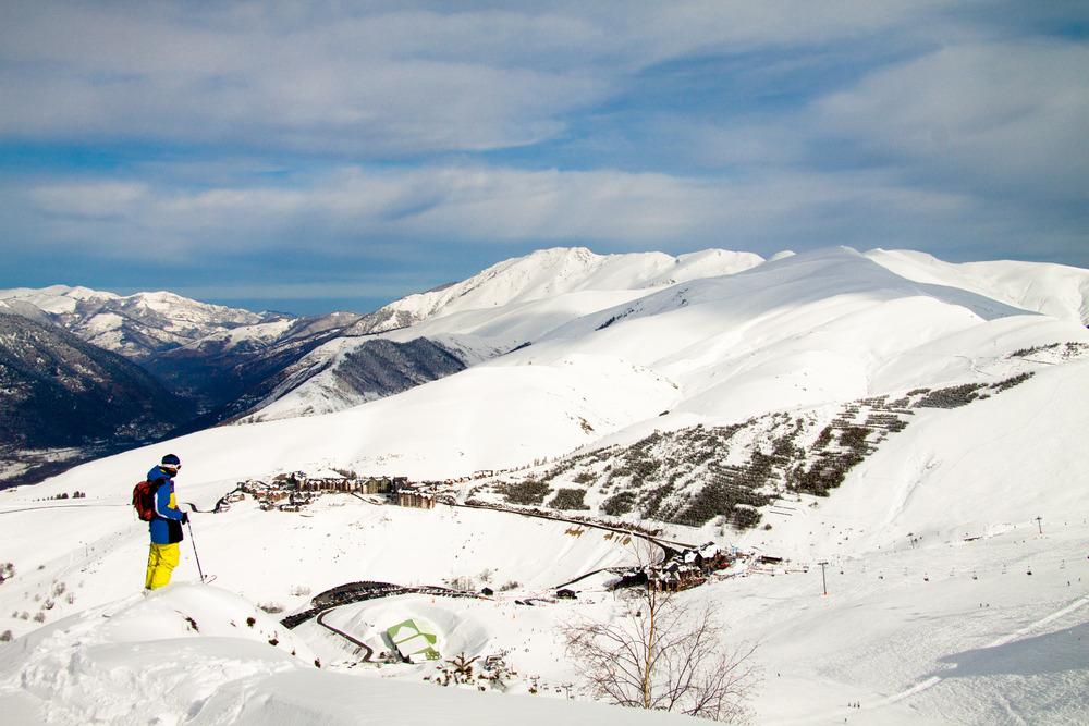 Peyragudes. N'PY Nuevos Pirineos - ©N'PY Nuevos Pirineos