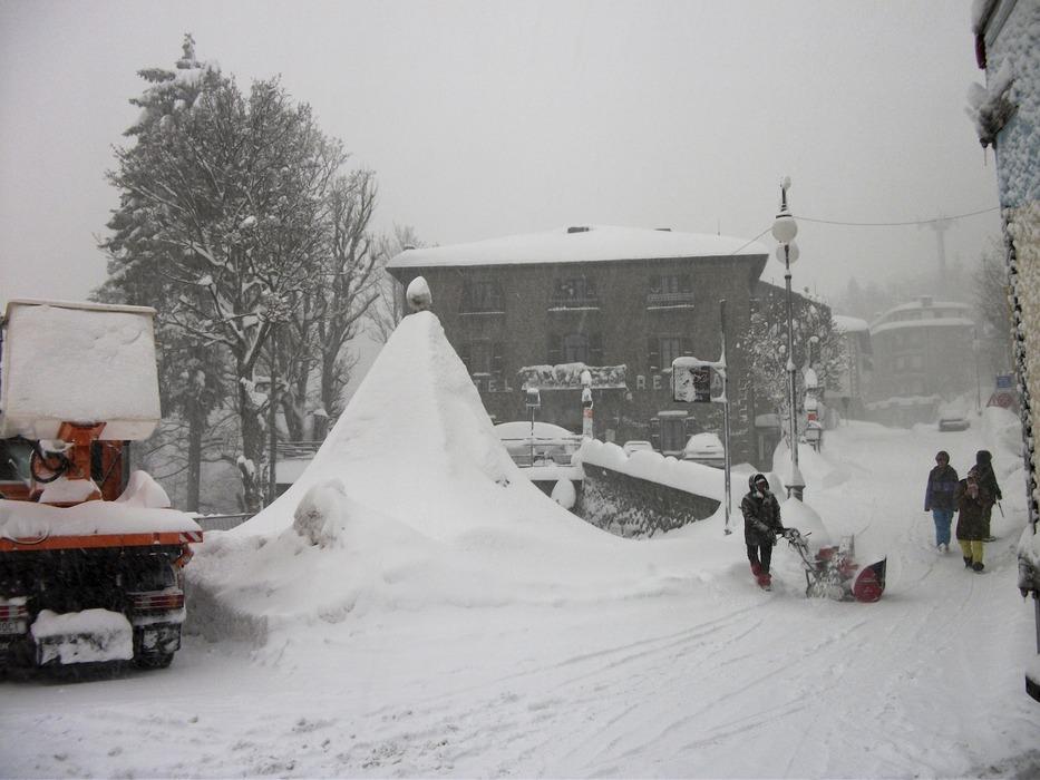 Abetone, Italy. Jan. 15, 2013 - ©APT Abetone