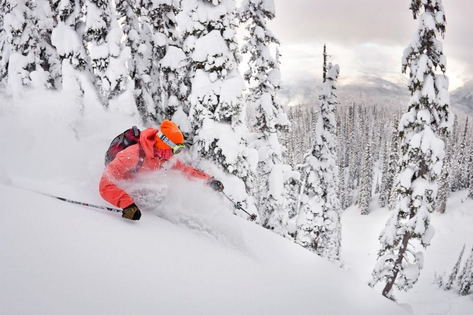 Powder at Revelstoke. Photo courtesy of Revelstoke Mountain Resort.