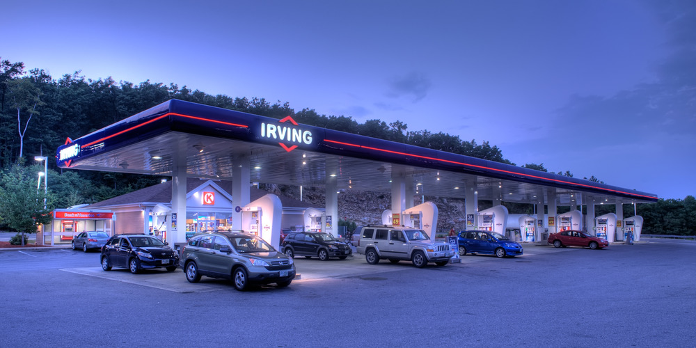 Fill up at Irving and ski free in New England. Photo Courtesy of Irving Oil. 