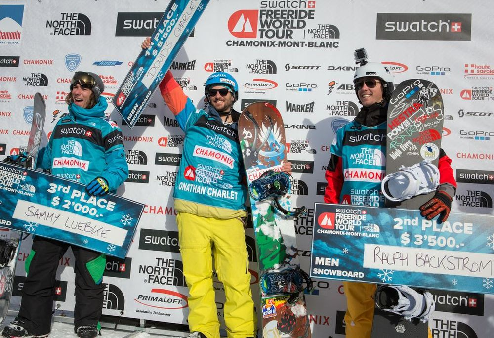 Freeride World Tour 2013 - Chamonix (FR) - ©freerideworldtour.com / T. Repo