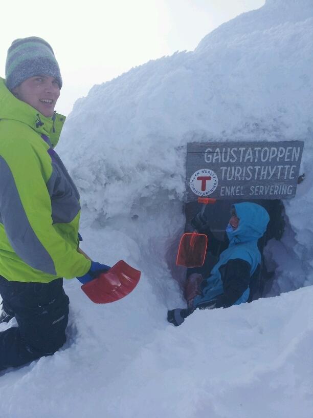 Gaustatoppen - ©Sander Hole Johnsen