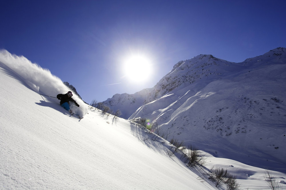 Freeride Hot Spots Austria - Montafon - ©Silvretta Montafon