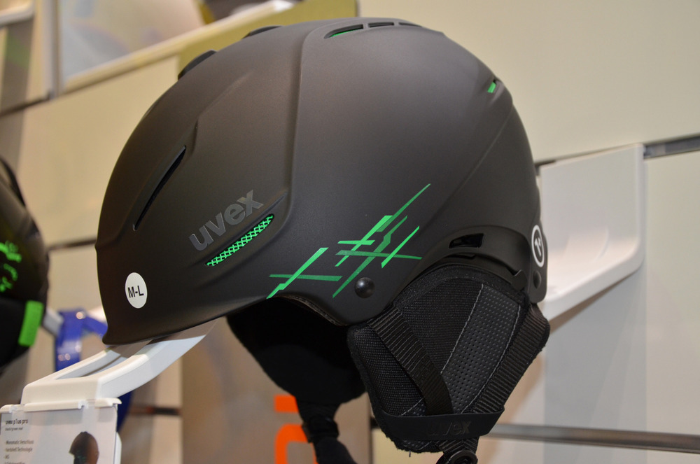 Uvex p1us Pro: a lightweight All Mountain helmet
