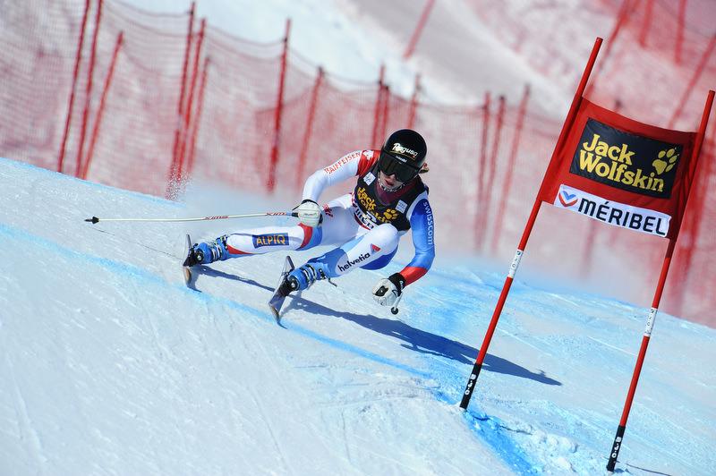 Ski World Cup Meribel 2013 - ©Alain Grosclaude/AGENCE ZOOM