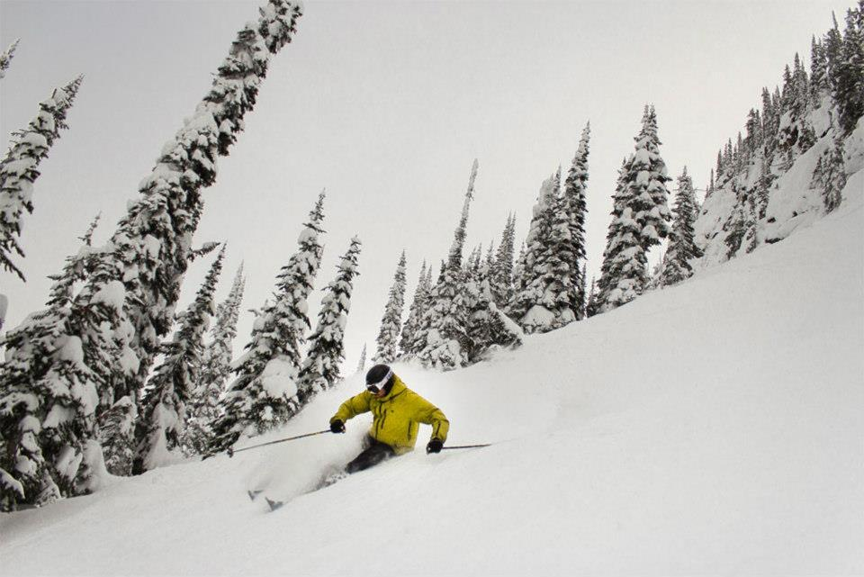 Revelstoke Mountain Resort. Photo by Ian Houghton, courtesy of Revelstoke Mountain Resort.