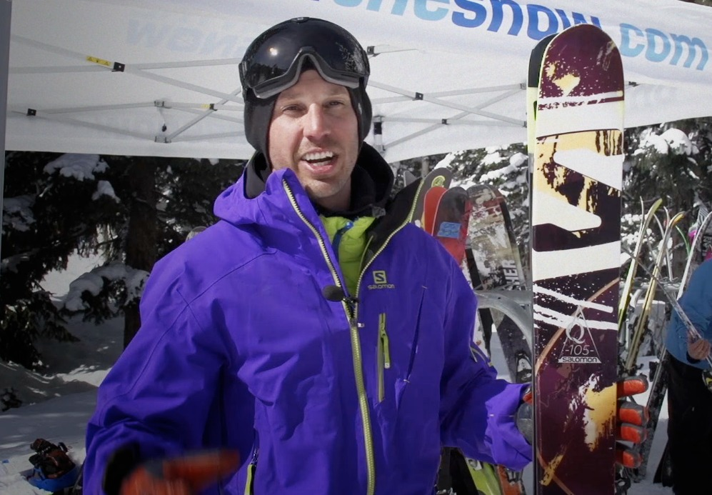 Travis Tomczak gives a preview of the 2014 Salomon Quest Series.