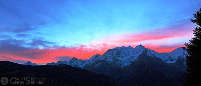 Saint Gervais Mont-Blanc - ©STBMA