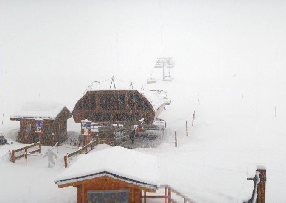 Alpe d'Huez, March 30, 2013
