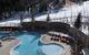 Pool area of St Regis Hotel, Deer Valley, Utah