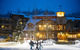 Whistler Blackcomb: Dusty's at Creekside.   Photo by Mike Crane, courtesy of Whistler Tourism. - ©Mike Crane