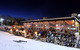 The Historic Stone Chalet is the locals favorite for apres ski at Granite Peak. - ©Mark Krambs