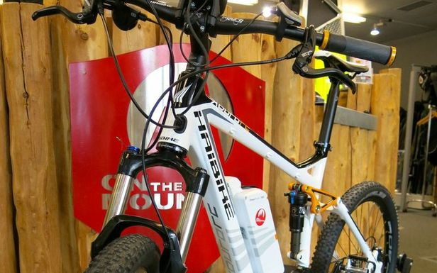 Après le e-bike, place au e-mountain bike