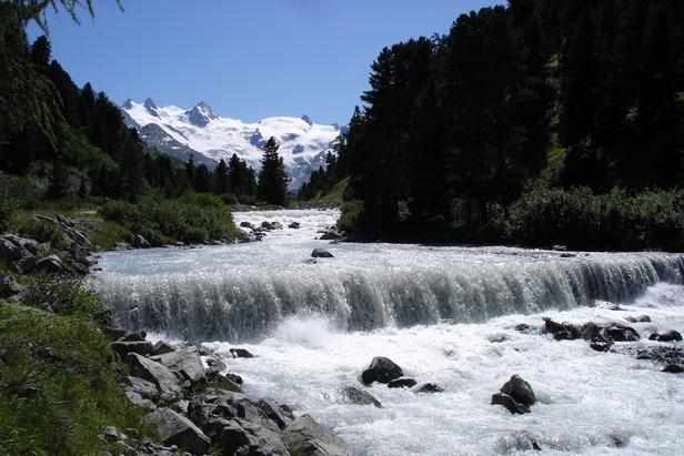 Engadina – La Val di Roseg - ©A. Corbo