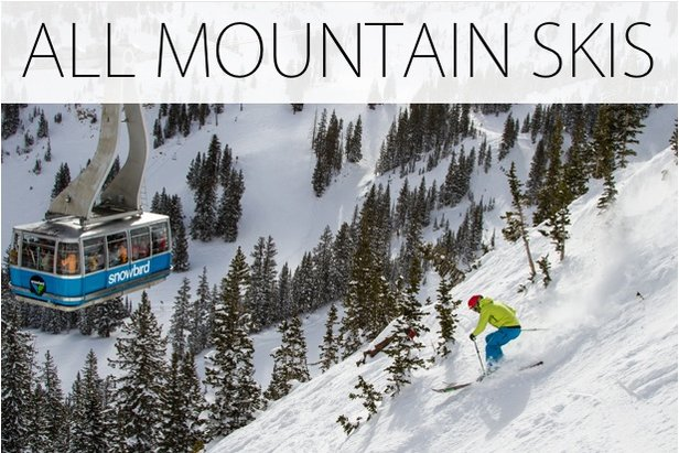 2014 Ski Test All Mountain Header