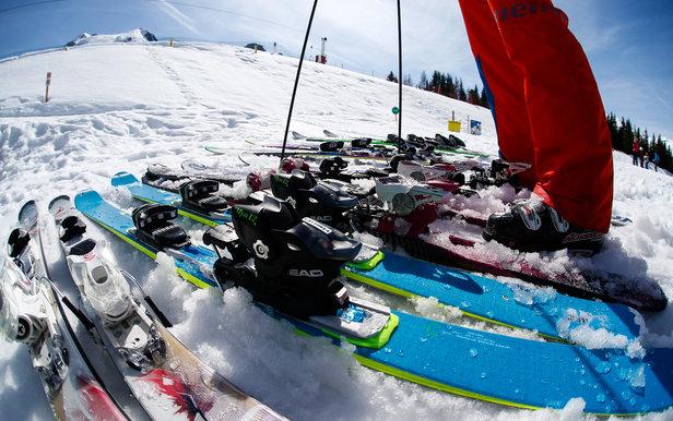 Jak vybírat lyžařskou výstroj - ©nskiv/wintersport.nl