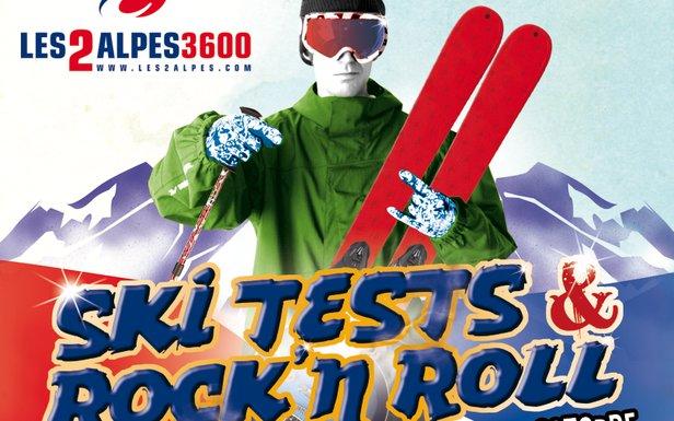 SKI, TESTS & ROCK'N ROLL