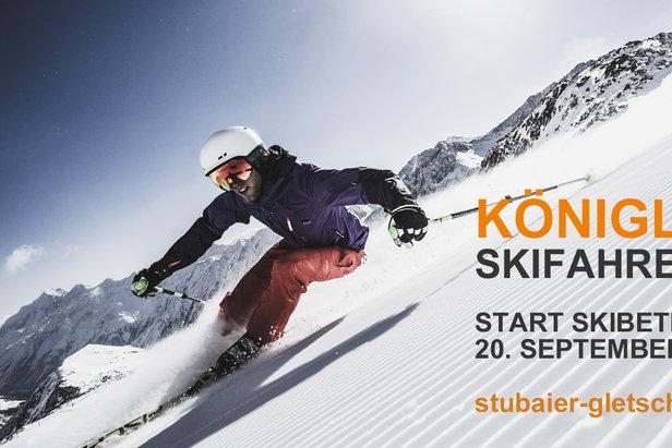 Skifahren Stubaier Gletscher - ©Stubaier Gletscher