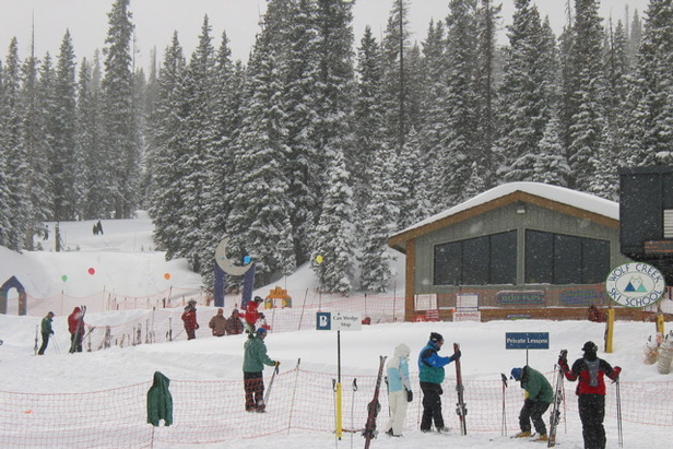 Wolf Creek Colorado ski school