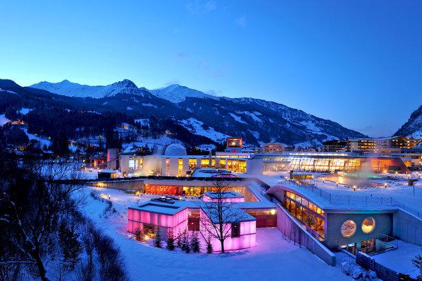 Alpentherme w Bad Gastein - ©Alpentherme Gastein