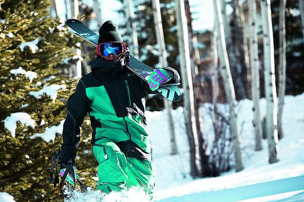 Seth Morrison gehört zu den berühmtesten Freeskiern und ist Oakley-Athlet - ©Oakley