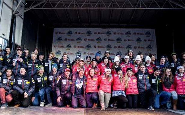 2014 U.S. Alpine Ski Team - ©Sarah Brunson/U.S. Ski Team