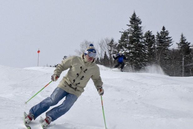 Frequent skiers can enjoy benefits at three New York resorts. - ©Whiteface Mountain Resort