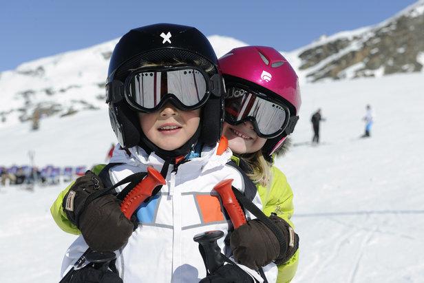 Top 10 des stations de ski les plus adaptées à l'accueil des enfants - ©P.Lebeau / OT Val Thorens