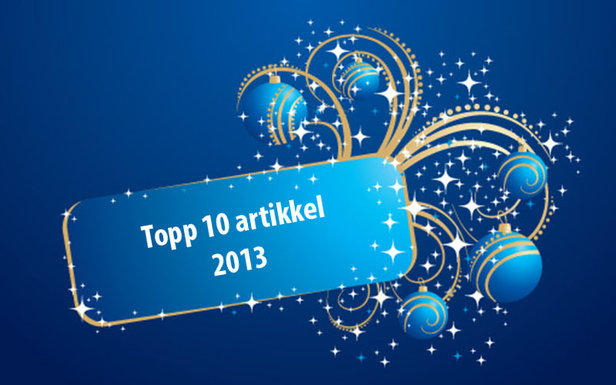 Topp 10 artikkel - ©Skiinfo