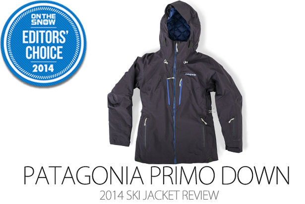 2014 Women's Ski Jacket Editors' Choice: Patagonia Women's Primo Down