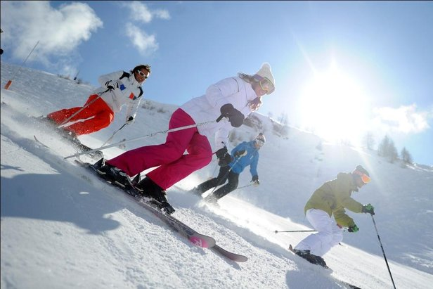 Budget Ski - ©Agence Zoom - Sindy THOMAS